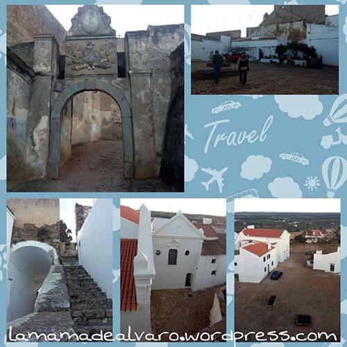 Ouguela, pueblo portugués cercano a Alburquerque