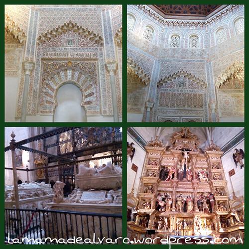 Madraza y tumba de los reyes católicos en granada
