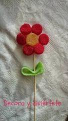 flor gominola de mora