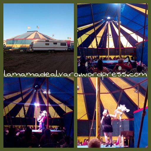 El circo visto por primera vez