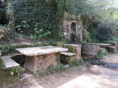 monasterio capuchos