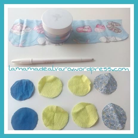 diy: discos de lactancia de tela