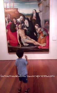Alvaro y los museos