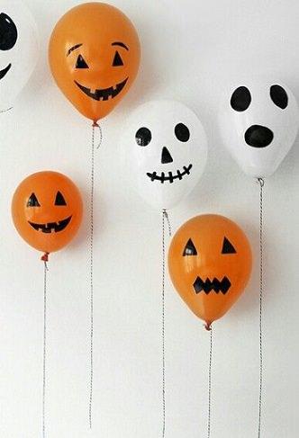 halloween-globos