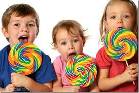 Imagen sobre los abusos del azúcar