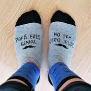imagen calcetines día del padre