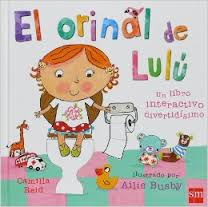 """Imagen portada del libro """"el orinal de lulu"""""""