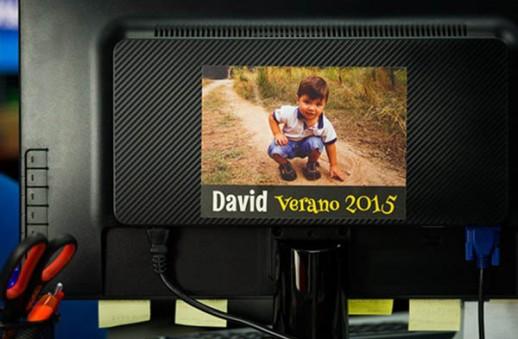imagen de fotoadhesivo de stickets