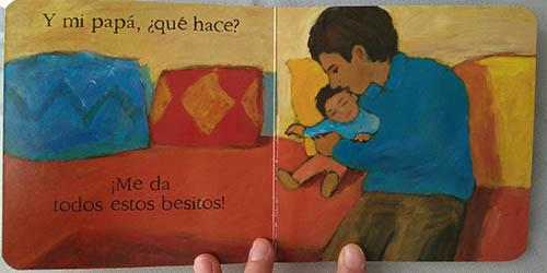 imagen del libro Los besitos