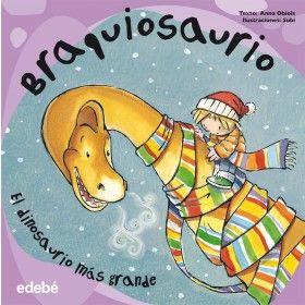 Imagen de la serie de libros sobre dinosaurios