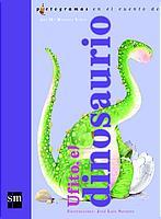 """Imagen de la portada del libro """"Ufito el dinosaurio"""""""