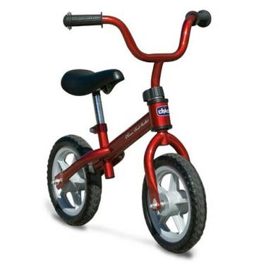 Imagen de la Bicicleta sin Pedales Chicco