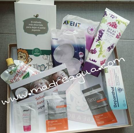 Imagen de los productos de la caja Nonabox de Julio