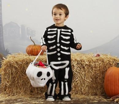 disfraces-ninos-halloween-esqueleto