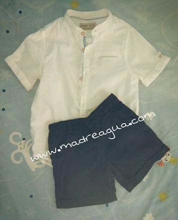 Imagen de conjunto de ropa para niño