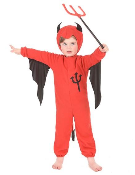 imagen de disfraz de diablo para niño de vegaoo