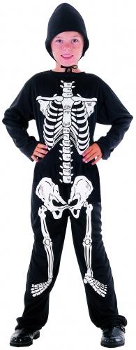 Imagen de disfraz de esqueleto