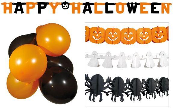 Decoraci n para halloween barata for Decoracion halloween barata