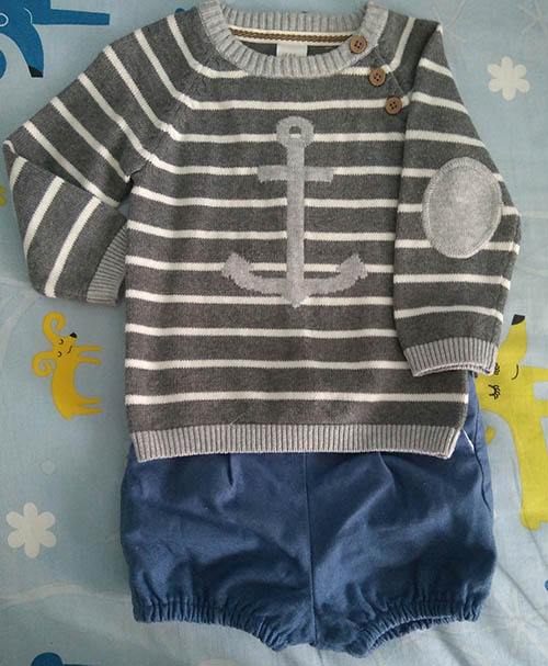 Imagen de jersey de bebé de H&M