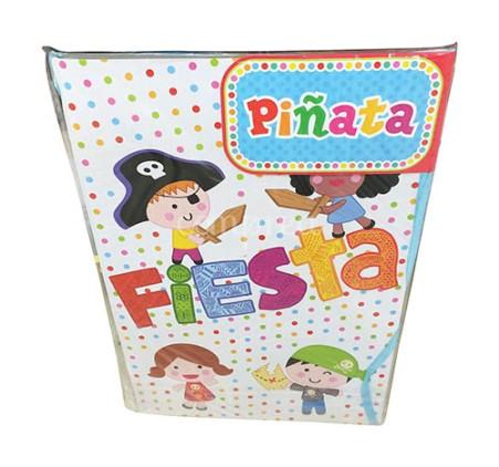 Piñata de piratas de Mercadona